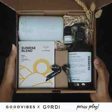 GoodVibes Box Set Gordi X GoodVibes image