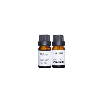 GOODVIBES ESSENTIAL OIL SPEARMINT 10ML image