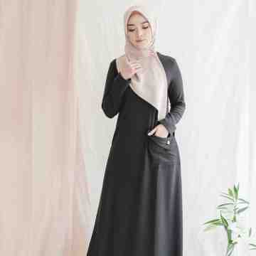 DEMY DRESS - MIDNIGHT