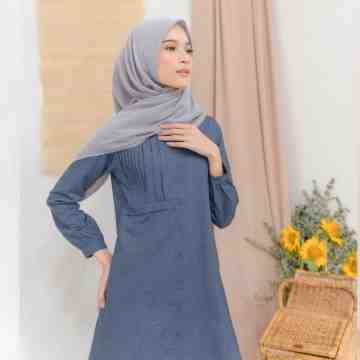 MISTHY TUNIK - BLUE AIR