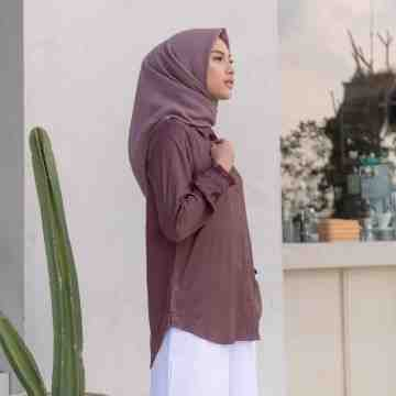 GYA SHIRT - DARK BROWN