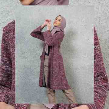 LONG CARDI OUTER VOL. 4 - BERLEYS