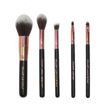 ROSÉ ALL DAY 5PC SCULPTING KIT - BLACK image