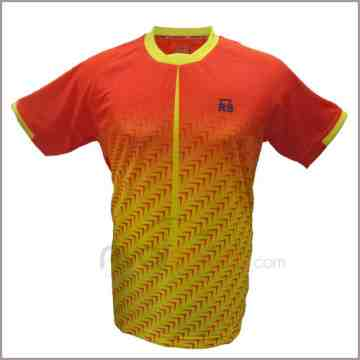 Baju RS CP 3125 (Orange/Yellow)
