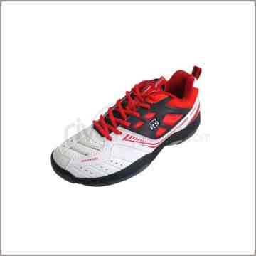 Sepatu RS Jeffer R851 (Red/Black/White)