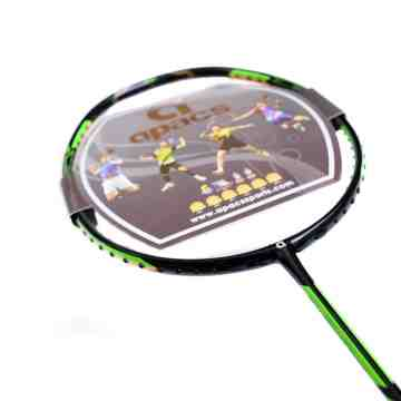 Raket Apacs Dual Power and Speed (Black)