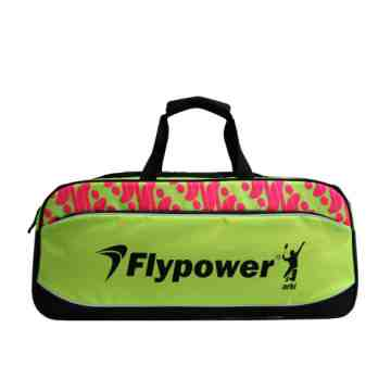 Tas Raket Flypower Safir 4 Hot Pink