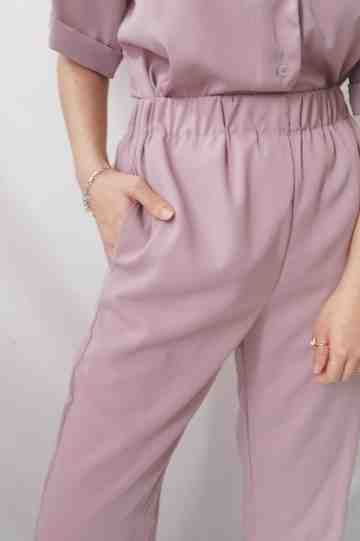 Palmer Pants Dusty Lilac image
