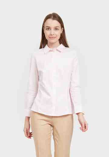 Blouse Light Pink Pierre Cardin image