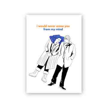Eternal Sunshine Greeting Card