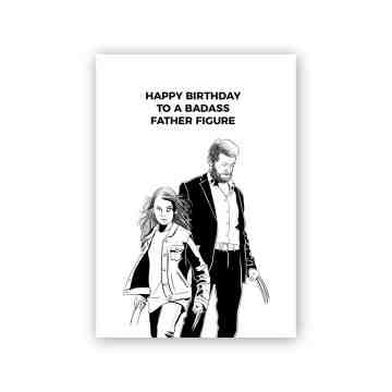Logan Greeting Card