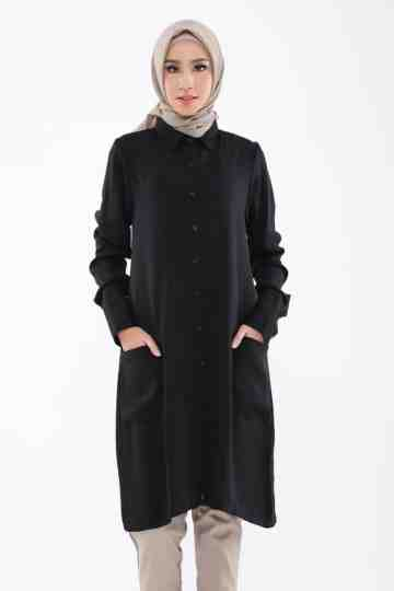 Nahar Long Shirt Black image