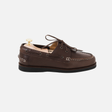 Boat Shoe Brown Coffee
