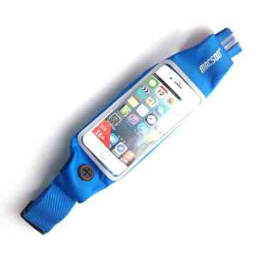 Sport Waist Bag 491 - Blue image