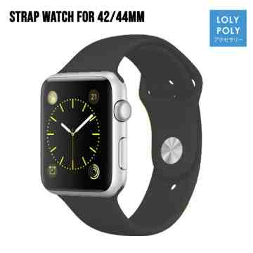 STRAP IWATCH 18 42/44MM 226 - DARK GREY image