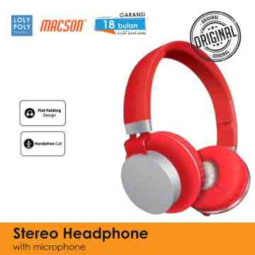 Headphone 174 - Red image
