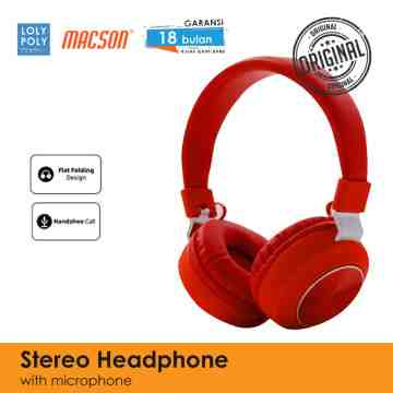 Headphone 175 - Red image