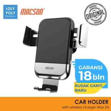 Car Holder With Wireless Charger 170 image