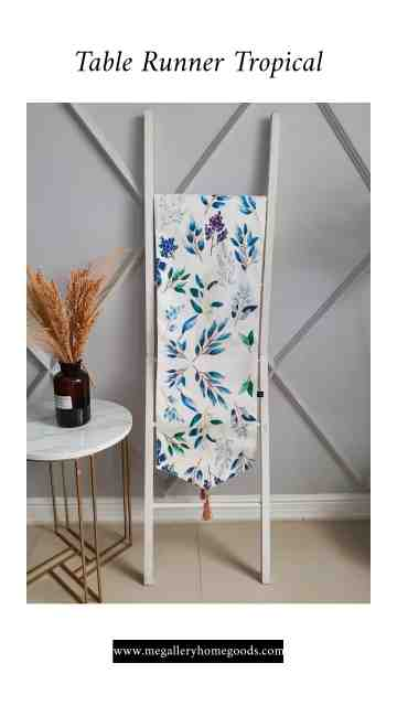 Table Runner Tropical 5