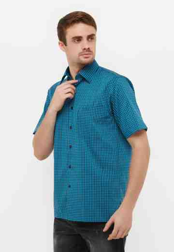Pierre Cardin Mens Short Shirt 516 Tosca image