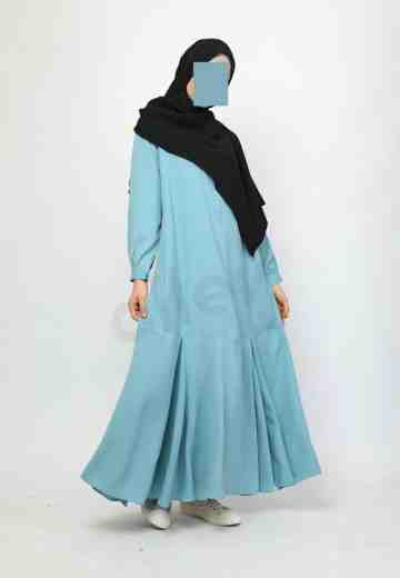 Shafa Dress - Hijau