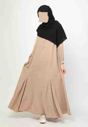 Shafa Dress - Cream