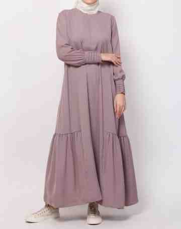 Lubaba Dress - Lavender Meadow