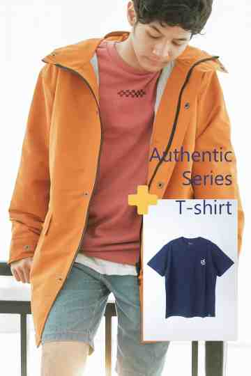 (Bundling) Authentic Series Orange + Tee image