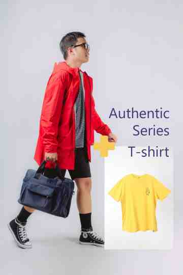 (Bundling) Authentic Series Red + Tee image