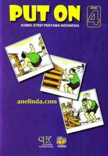 PUT ON EDISI 4 (KOMIK STRIP) image