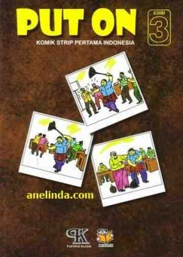 PUT ON EDISI 3 (KOMIK STRIP) image