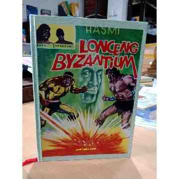 LONCENG BYZANTIUM - SERIAL MAZA (6 JILID, BUNDEL HARD COVER) image