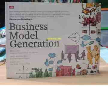 BUSINESS MODEL GENERATION image