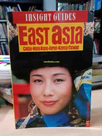 EAST ASIA - INSIGHT GUIDES (CHINA - HONGKONG - JAPAN - KOREA - TAIWAN) image