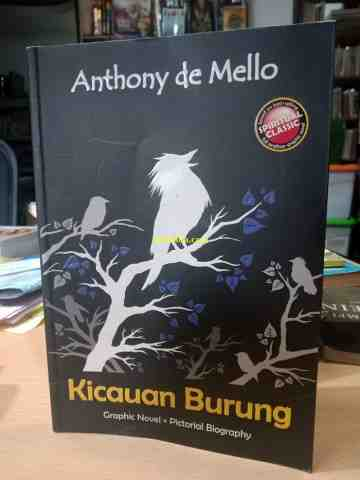 KICAUAN BURUNG - GRAPHIC NOVEL + PICTORIAL BIOGRAPHY image