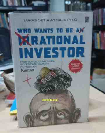 WHO WANTS TO BE A RATIONAL INVESTOR image