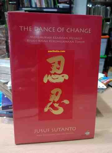 THE DANCE OF CHANGE image