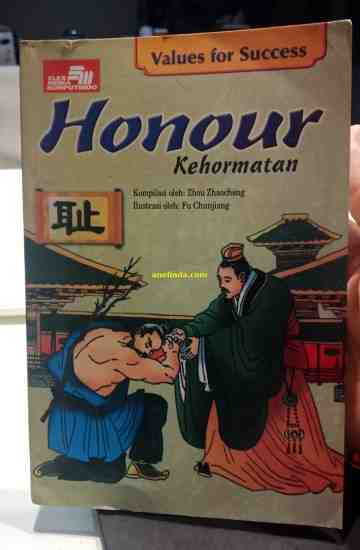 HONOUR - KEHORMATAN (SERI VALUES FOR SUCCESS) image