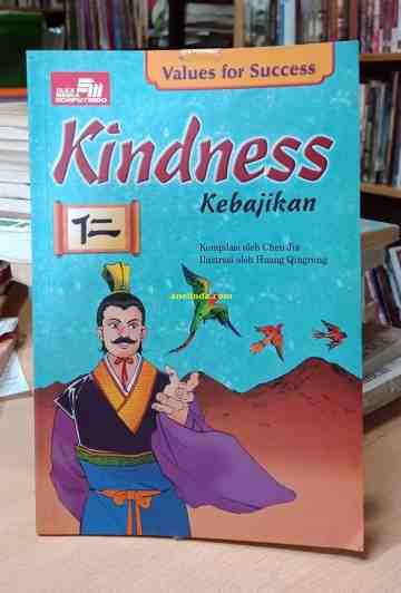 KINDNESS - KEBAJIKAN (SERI VALUES FOR SUCCESS) image