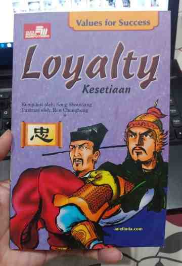 LOYALTY - KESETIAAN (VALUES FOR SUCCESS) image