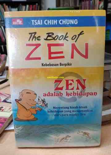 PAKET ZEN : THE BOOK OF ZEN, ZEN WISDOM image