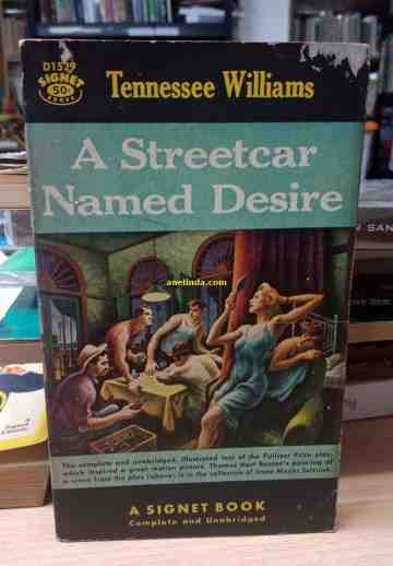 A STREET CAR NAMED DESIRE - A PLAY image