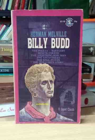 BILLY BUDD - AND OTHER TALES image
