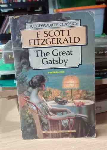 THE GREAT GATSBY - WORDSWORTH CLASSICS image