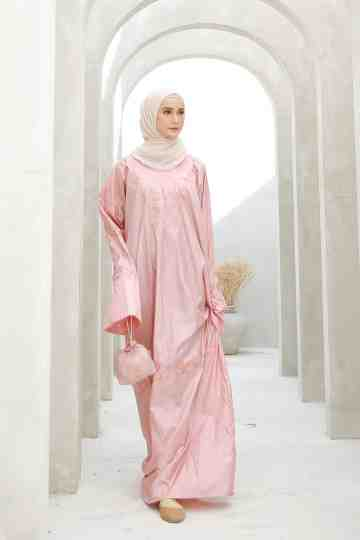 Blush Pink Mukena - Travelling Series