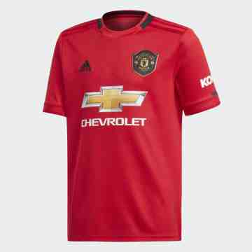 MANCHESTER UNITED HOME JERSEY KIDS