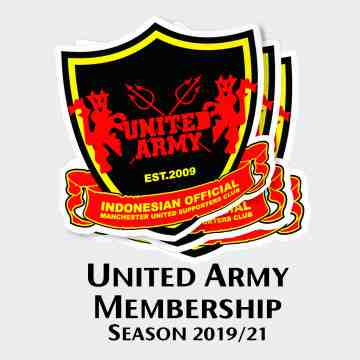 UNITED ARMY MEMBERSHIP SEASON 2019/21