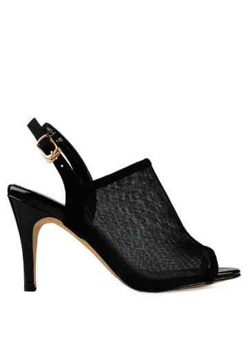 Raisa High Heels Black