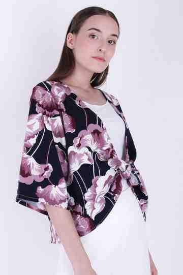 Olla Flower Print Outer