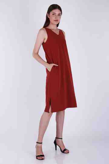Levi Sleeveless Dress